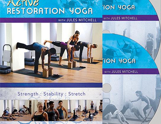 Active Restoration Yoga