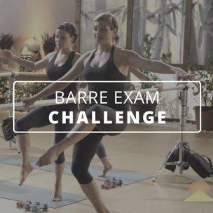 Barre Exam Challenge