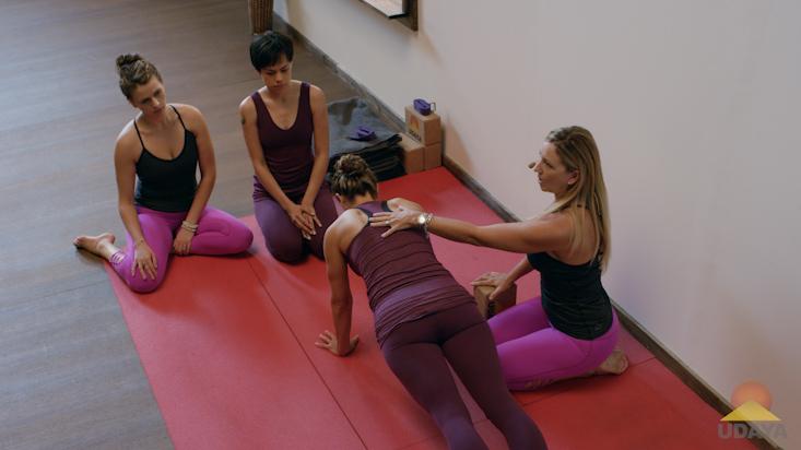 Plank Pose Workshop