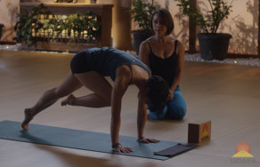 michelle goldstein  udaya yoga  fitness