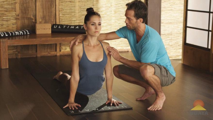 Vinyasa Yoga tutorial