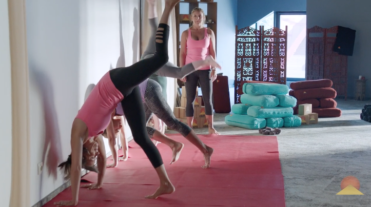 How To Use Props in Headstand Pose