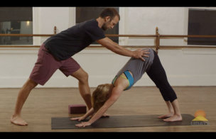 How To Give Yoga Adjustments