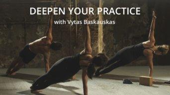 Vytas Yoga for Advanced