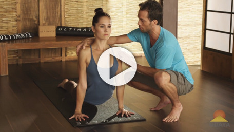 Downward Dog + Vinyasa with Travis Eliot