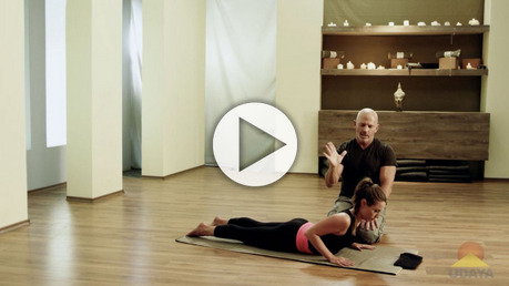 Sphynx:Cobra:Up-Dog Pose Tutorial with Rudy Mettia