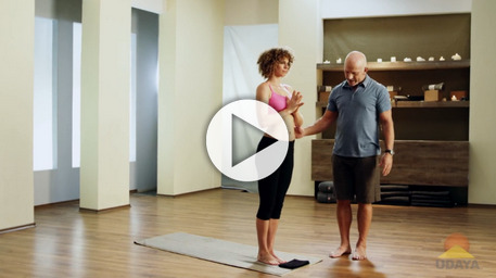 Tadasana (Mountain Pose) with Rudy Mettia