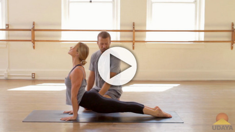 Vinyasa Walk Through 2 with Vytas Baskauskas