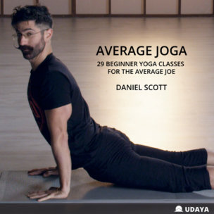 Average Joga, Daniel Scott, FINAL,COVER