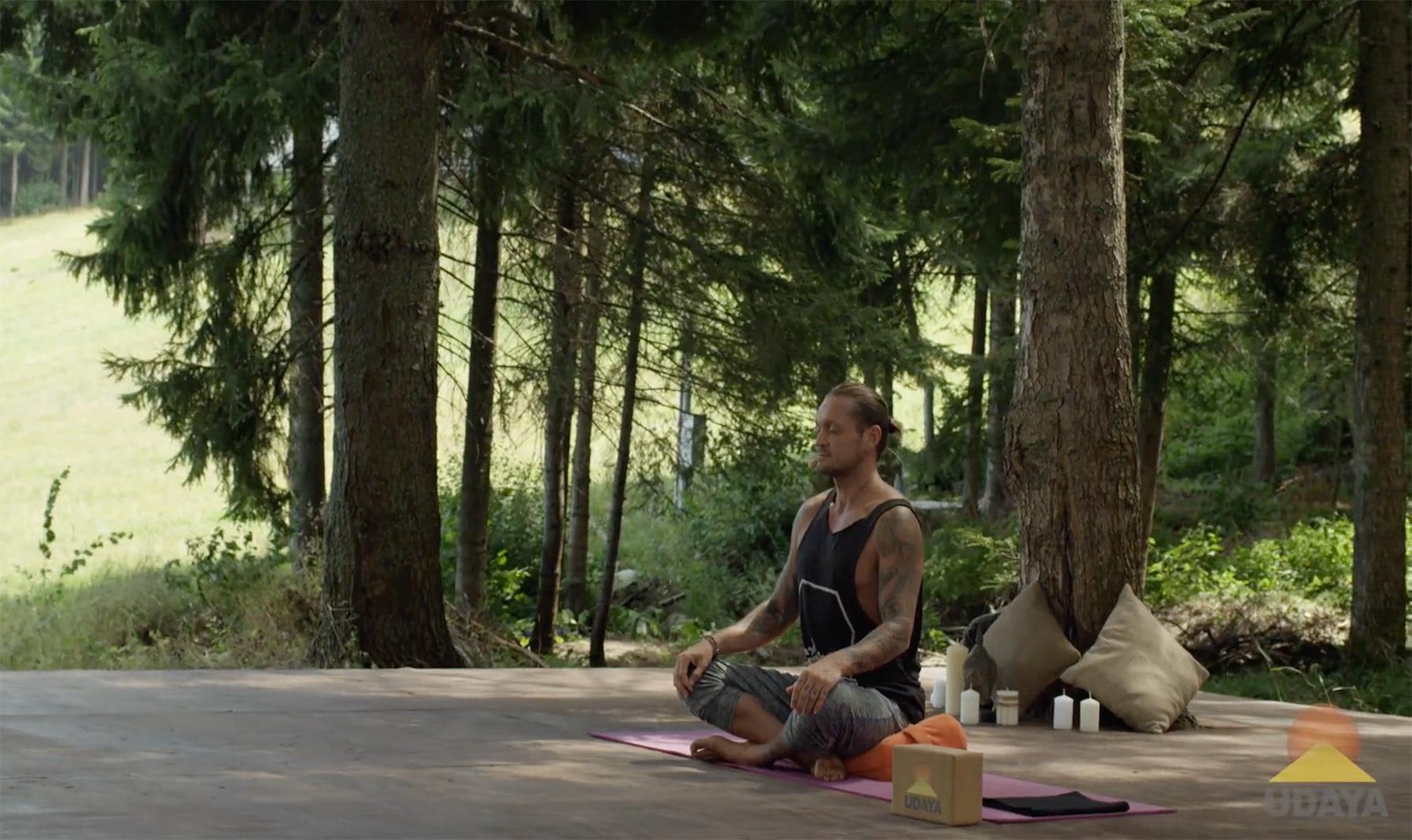 Yoga to Rekindle Creativity. Part II - Meditation