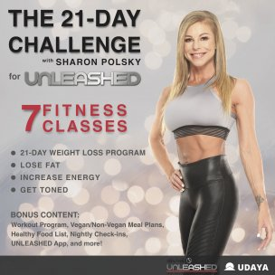 The UNLEASHED 21-DAY Challenge with Sharon Polsky