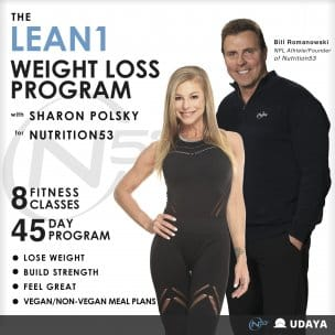 The Lean1 Weight Loss Program with Sharon Polsky by Nutrition53