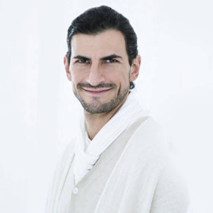 Marcos Jassan teaches Hatha Yoga on UDAYA.com