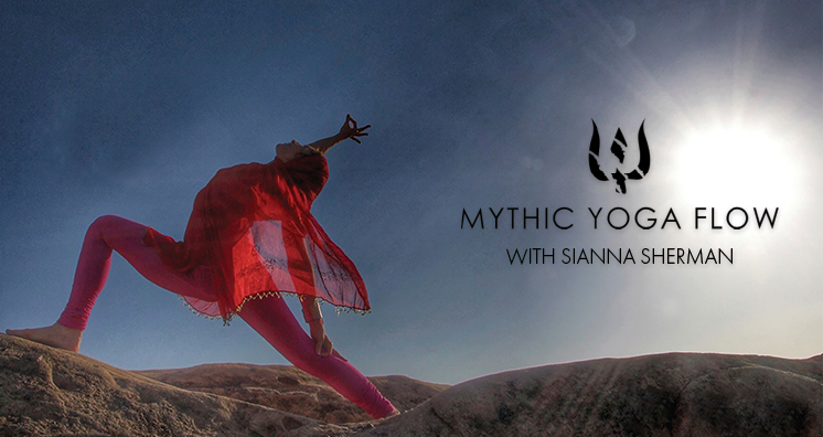 Mythic Yoga Flow