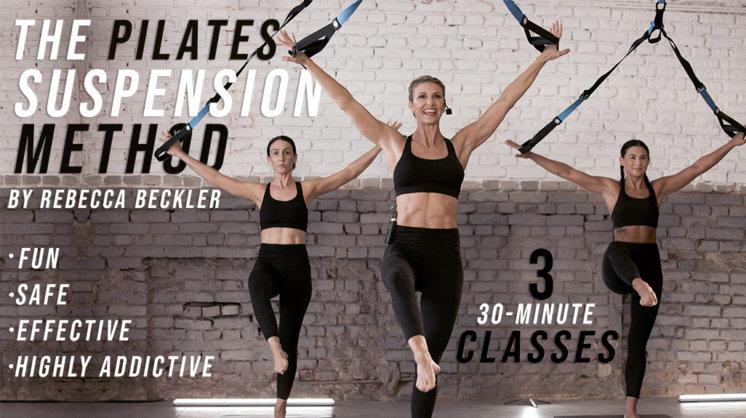 The Pilates Suspension Method