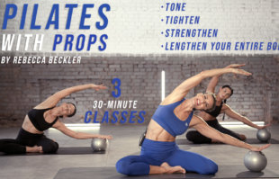Pilates with Props