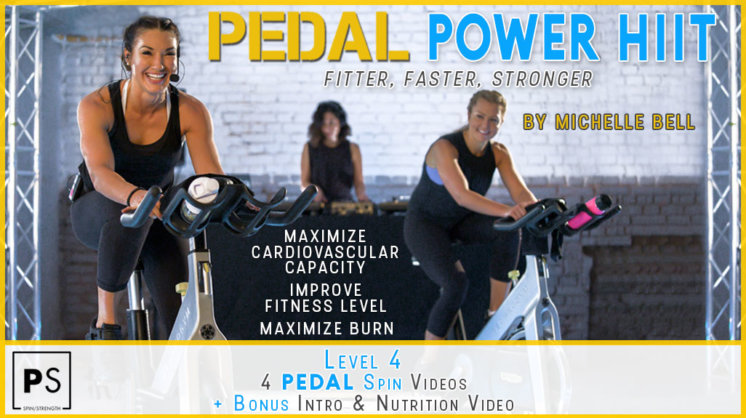 HIIT Online spin classes