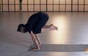 Learn Yoga Arm Balancing